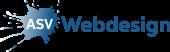 ASV Webdesign Logo
